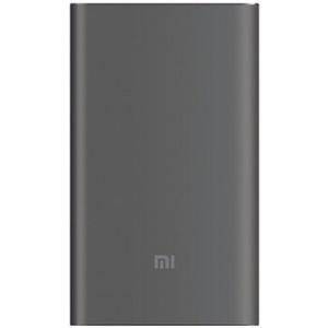 Xiaomi Mi Power Bank PRO 10000 mAh, серый