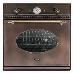 Газовый духовой шкаф ILVE 600 NVG/RMX copper coloured, ручки хром