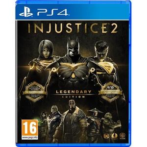 Injustice 2 Legendary Edition PS4, русские субтитры