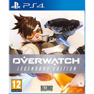 Overwatch Legendary Edition PS4, русская версия