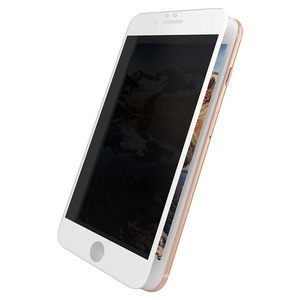 Dotfes E05 3D Anti-Peep для Apple iPhone 6/6S белая рамка