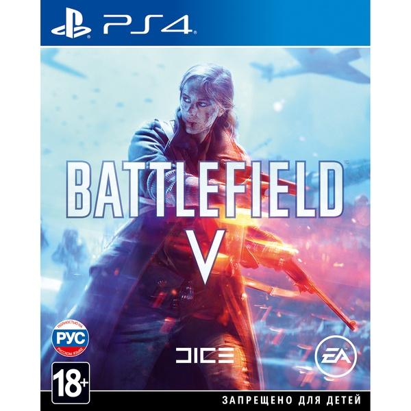 Battlefield V PS4, русская версия Electronic Arts