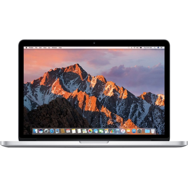 Ноутбук Apple MacBook Pro 13 Y2019 серебристый (MV9A2RU/A) фото