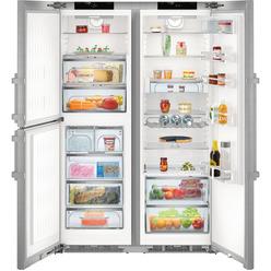 Холодильник с морозильной камерой 250 литров Liebherr SBSes 8473