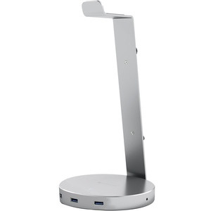 Satechi Aluminium USB 3.0 Headphone Stand серый космос