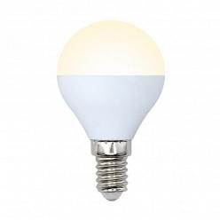 Лампа Volpe LED-G45-6W/WW/E14/FR/O E14 6W G45