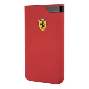 Ferrari Wireless 10000 мАч, красный (FEOPBW10KQURE)