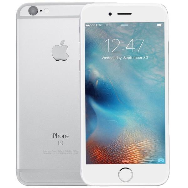 Смартфон Apple iPhone 6S 64Gb Серебристый Refurbished фото