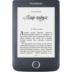 Электронная книга e-ink PocketBook 614 Plus