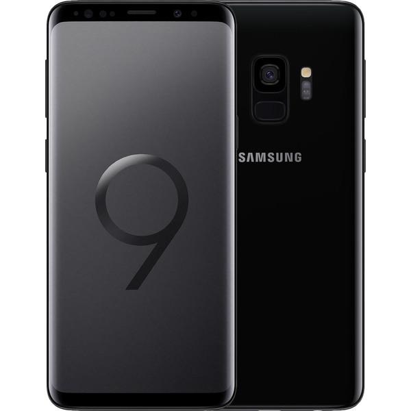 Смартфон Samsung Galaxy S9 64Gb черный бриллиант