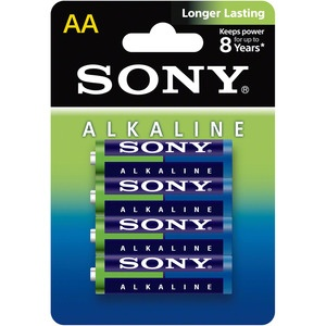Sony LR6-4BL