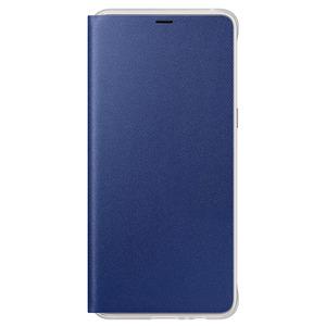 Samsung Neon Flip Cover, blue (EF-FA730PLEGRU)