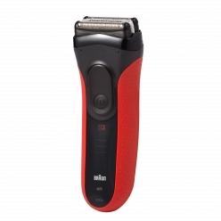 Электробритва мужская Braun Series 3 3030s  Red