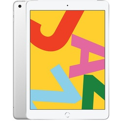 Apple iPad 10.2 Wi-Fi+Cellular 128GB Silver