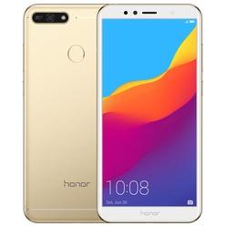 Китайский смартфон Honor 7A Pro Gold