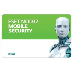 Электронная лицензия ESET NOD32 Mobile Security на 1 год 3 устройства