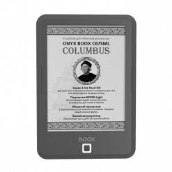 Электронная книга Onyx Boox C67SML Columbus grey