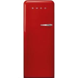 Ретро холодильник Smeg FAB28LRD3 красный
