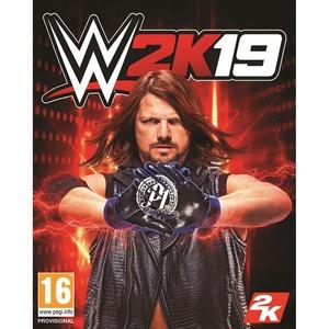 WWE 2K19 PS4, английская версия
