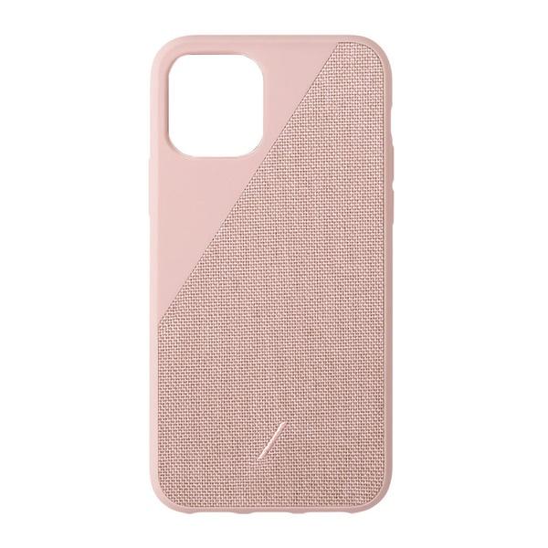 Чехол для смартфона Native Union Clic Canvas для iPhone 11 Pro Max, розовый фото