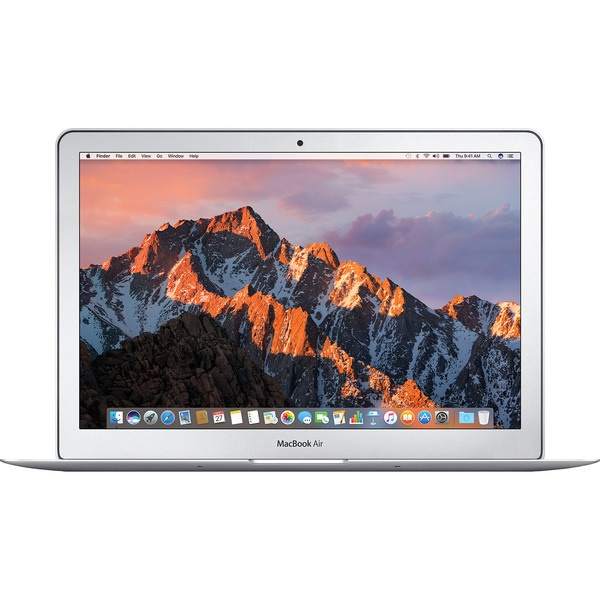 Ноутбук Apple MacBook Air 13.3 Y2017 серебристый (MQD32RU/A) фото