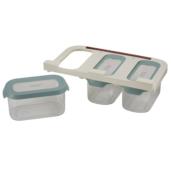 Набор подвесных контейнеров для еды Joseph Joseph CupboardStore 81111 фото