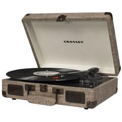 Проигрыватель виниловых пластинок Crosley CRUISER DELUXE CR8005D-HA