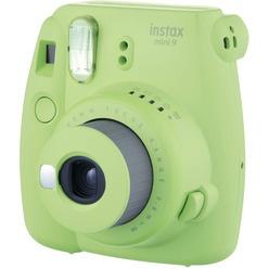 Фотоаппарат мгновенной печати Fujifilm Instax Mini 9 Lime