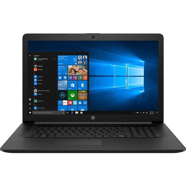 Ноутбук HP 17-by0176ur Black (6PR57EA)