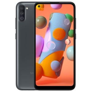 Смартфон Samsung Galaxy A11 32 ГБ чёрный