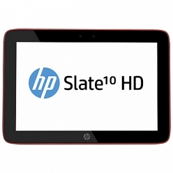 Планшет HP Slate 10 HD 16Gb + 3G red (3604er)