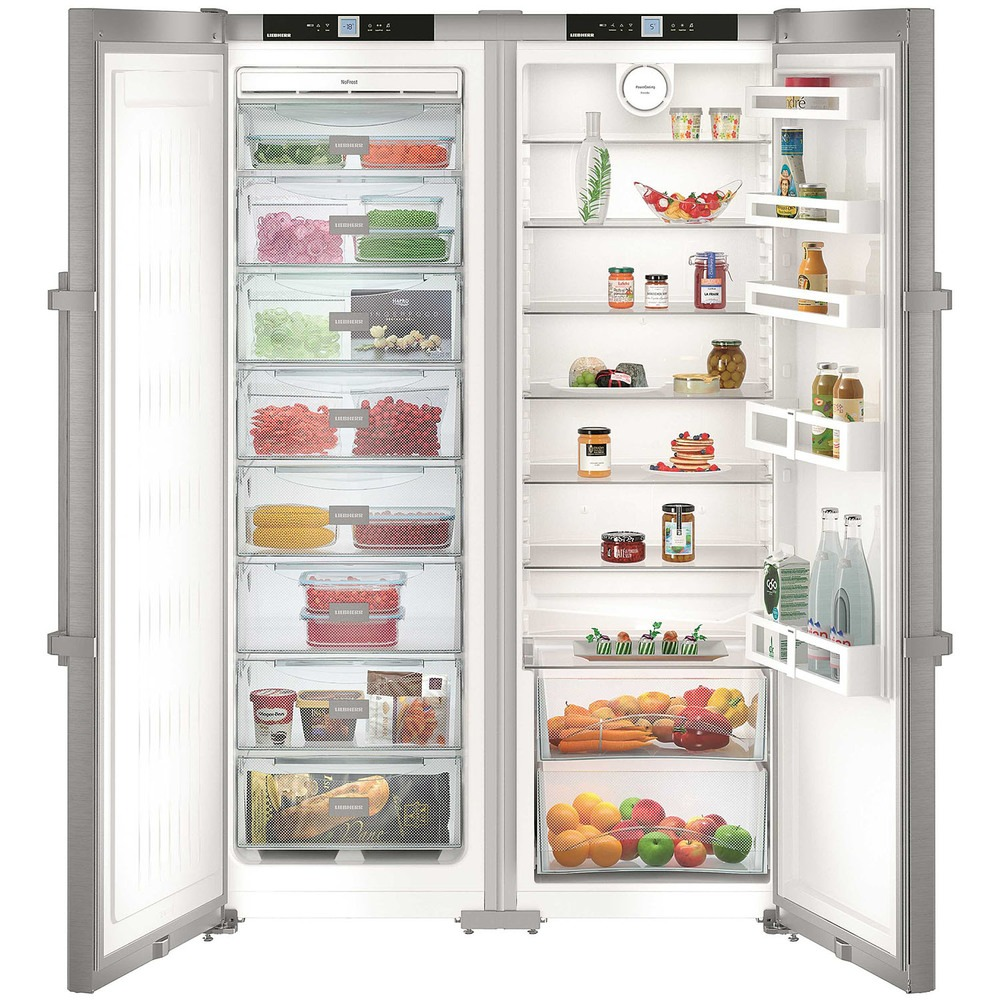 Холодильник Liebherr SBSef 7242 (SGNef 3036 + SKef 4260) SBSef 7242 (SGNef 3036 + SKef 4260)