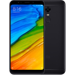 Смартфон Xiaomi Redmi 5 Plus 64GB Black