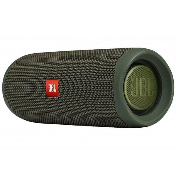 Портативная акустика JBL Flip 5 Green цвет зелёный