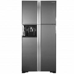 Холодильник на 400 литров Hitachi R-W722PU1GGR