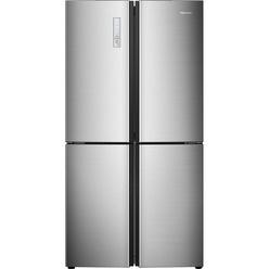 Холодильник с большой морозильной камерой Hisense RQ 689 N4AC1