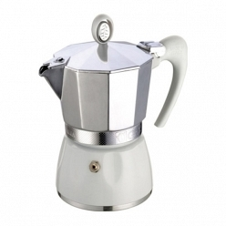 Кофеварка G.A.T 101503 DIVA белая