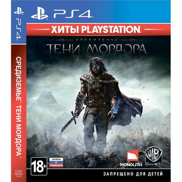 Средиземье: Тени Мордора Хиты PlayStation PS4, русские