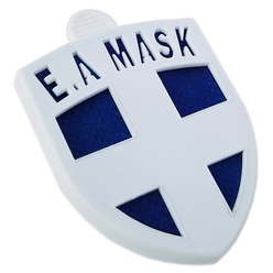 Средство защиты от вирусов Ecom Air Mask ES-020 Blue