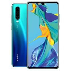 Безрамочный смартфоны Huawei P30 Северное сияние