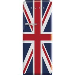 Ретро холодильник Smeg FAB28RDUJ3 декоративная роспись