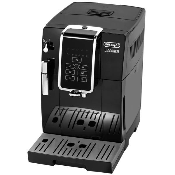 Кофемашина Delonghi ECAM 350.15.B черного цвета
