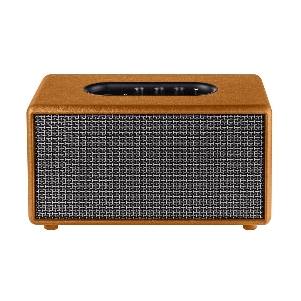 Портативная акустика  Rombica Mysound Groove Brown коричневого цвета