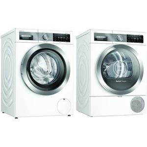 Комплект стиральной и сушильной машины Bosch WAX32EH1OE + WTX87EH1OE