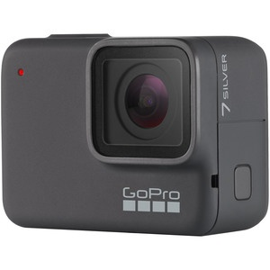 Экшн-камера GoPro HERO7 Silver Edition (CHDHC-601-LE)