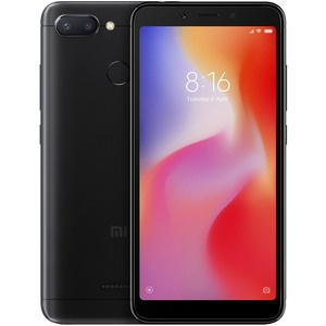 Xiaomi Redmi 6 32GB Black