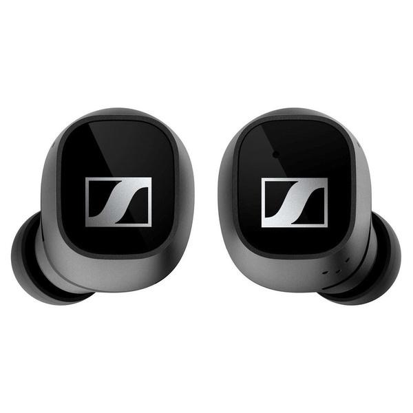 Наушники Sennheiser CX 400BT True Wireless, чёрный черного цвета