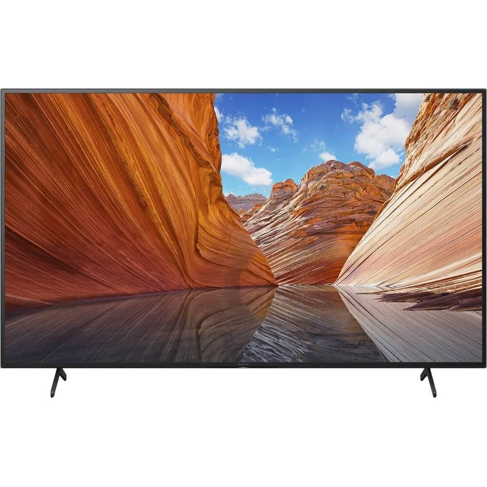 Телевизор Sony KD55X81J (2021) KD55X81J (2021) черного цвета