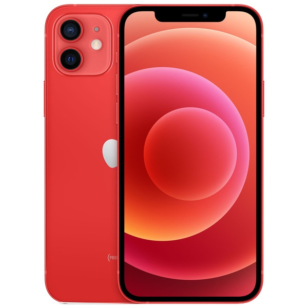 Смартфон Apple iPhone 12 64 ГБ (PRODUCT)RED