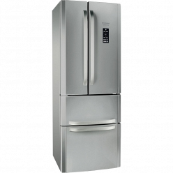 Холодильник на 500 литров Hotpoint-Ariston E4DG AA X MTZ